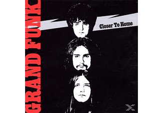 Grand Funk Railroad - Closer To Home (CD)