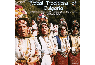 VARIOUS - Vocal Traditions of Bulgaria - (CD)