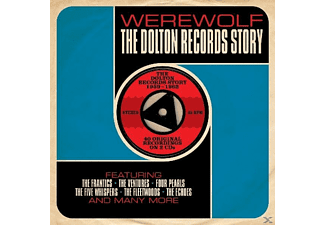 VARIOUS - Werewolf-Dolton Records - (CD)