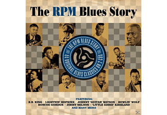 VARIOUS - RPM Blues Story - (CD)