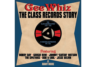 VARIOUS - Ghee Wiz-Class Records - (CD)