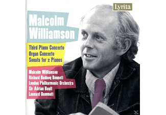 WILLIAMSON, BENNETT, LONDON PHILHAR - Concerto for Organ & Orchestra/ - (CD)