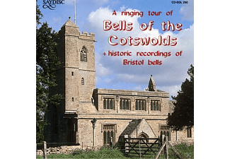 Bristol Bells - Bells of the Cotswolds - (CD)