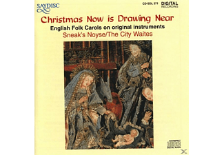 VARIOUS - Christmas Now is Drawing Near - (CD)