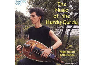 Eaton & Friends - The Music of the Hurdy-Gurdy - (CD)