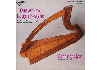 Bonnie Shaljean - Farewell to Lough Neaghe - (CD)