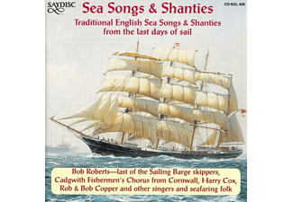 VARIOUS - Sea Songs & Shanties - (CD)