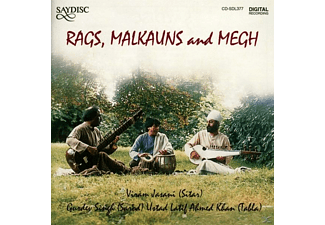 Jasani - Rags, Maulkans And Megh - (CD)