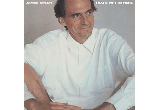 James Taylor - That's Why I'm Here - (Vinyl)