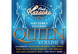 VARIOUS - Karaoke Queen Vol.2 - (CD)