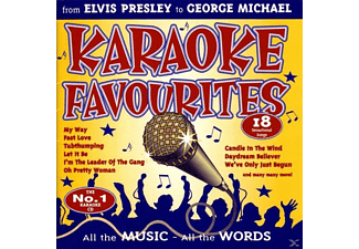 Karaoke, VARIOUS - Karaoke Favourites Cd - (CD)