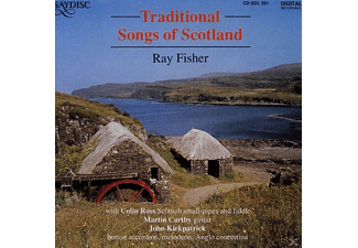 Fisher - Traditional Songs of Scotland - (CD)