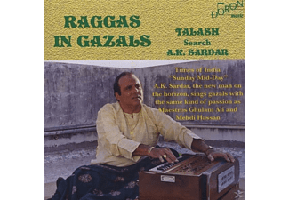 Diverse, A.K. Sardar - Ragas in Gazals,vol.2 - (CD)