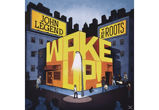 John & The Roots Legend - WAKE UP! - (CD)
