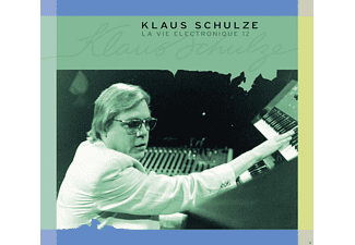 Klaus Schulze - La Vie Electronique Vol.12 - (CD)