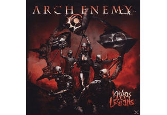 Arch Enemy - Khaos Legions - (CD)