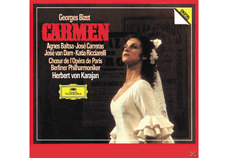 Carl August Nielsen - Carmen (Ga) - (CD)