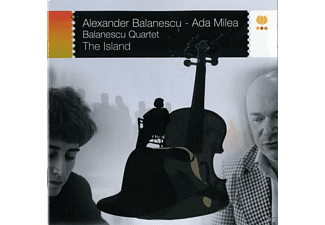 Ada Milea, Alexander Balanescu, The Balanescu Quartet - The Island - (CD)
