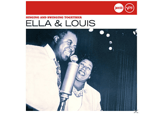 Ella Fitzgerald, Louis Armstrong / Ella Fitzgerald - SINGING AND SWINGING TOGETHER (JAZZ CLUB) [CD]