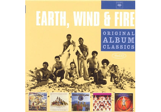 Earth, Wind & Fire - Original Album Classics [CD]