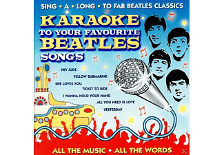 The Beatles - Karaoke To Your Favourite Beatles Songs - (CD)
