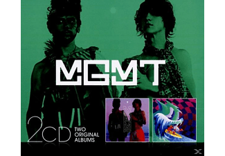 MGMT - Oracular Spectacular / Congratulations [CD]