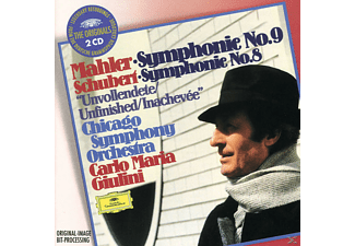 "Chicago Symphony Orchestra, Carlo Maria/cso Giulini - Sinfonie 9/Sinfonie 8 ""unvollendete"" - (CD)"