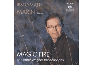 Risto-matti Marin - Magic Fire-Feuerzauber - (SACD Hybrid)