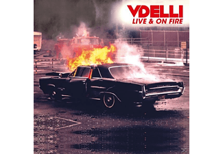 Vdelli - Live & On Fire - (CD)