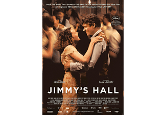 Jimmy's Hall - (DVD)
