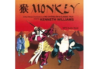Monkey-Mp3 - 1 CD - Klassik