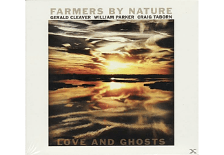 Farmers By Nature - Love And Ghosts - (CD)