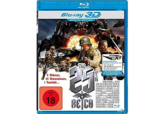The 25. Reich (3D Shutter) - (3D Blu-ray)