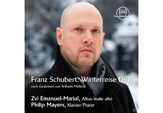 Z.Emanuel-Marial/Philip Mayer - Winterreise - (CD)