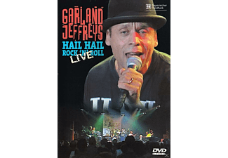 Garl Jeffreys - HAIL HAIL ROCK N ROLL LIVE [CD]
