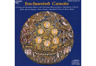 Various Arti Dartington Hall Choir - Music for Christmas-Enchanted C - (CD)