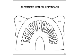 Alexander von Schlippenbach - The Living Music - (Vinyl)