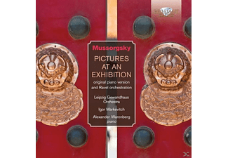 VARIOUS - Pictures At An Exhibition/+ - (CD)