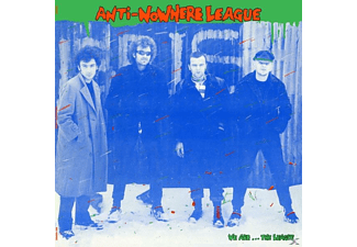 Anti-Nowhere League - We Are The League - (Vinyl)