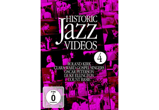 VARIOUS - Historic Jazz Videos - Vol. 4 [DVD]