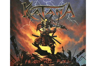 Katana - Heads Will Roll - (CD)