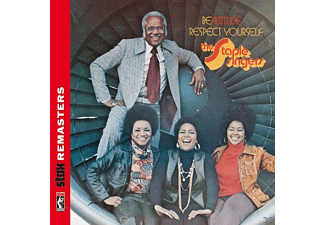 The Staple Singers - Be Altitude: Respect Yourself (Stax Remasters) [CD]