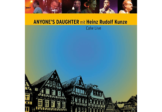 Heinz Rudof Anyone's Daughter/kunze - Calw Live - (CD + Bonus-CD)