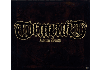 Tormented - Rotten Death - (CD)