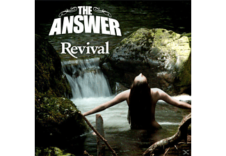The Answer - Revival - (CD)