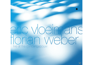 Eric Vloeimans & Florian Weber - Live At The Concertgebouw - (CD)