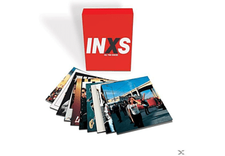 INXS - All The Voices (Limited Lp Boxset) - (Vinyl)