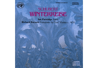 Burnett Partridge - Winterreise - (CD)