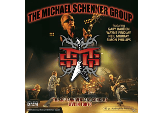 Michael Schenker Group - Live In Tokyo-The 30th Anniv - (Vinyl)