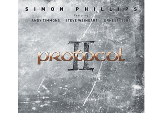 Simon Phillips - Protocol II - (CD)